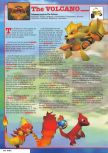 Scan of the walkthrough of Pokemon Snap published in the magazine Nintendo Magazine 82