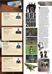 Scan of the preview of Blues Brothers 2000 published in the magazine Nintendo Magazine 85