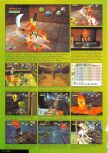 Scan of the preview of The Legend Of Zelda: Majora's Mask published in the magazine Nintendo Magazine 87