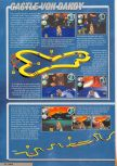Scan of the walkthrough of Hydro Thunder published in the magazine Nintendo Magazine System 87, page 3