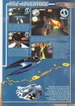 Scan of the walkthrough of Hydro Thunder published in the magazine Nintendo Magazine System 87, page 4