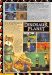 Scan of the preview of Eternal Darkness published in the magazine Nintendo Magazine 88