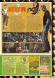 Scan of the preview of Resident Evil 0 published in the magazine Nintendo Magazine 88
