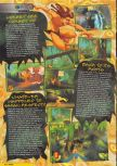 Scan of the review of Tarzan published in the magazine Nintendo Magazine 88