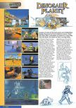 Scan of the preview of Dinosaur Planet published in the magazine Nintendo Magazine 89