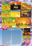 Scan du test de Kirby 64: The Crystal Shards paru dans le magazine Nintendo Magazine 89