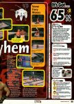 Scan of the test of WCW Mayhem published in the magazine N64 Pro n� 29