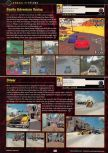 Scan of the preview of Beetle Adventure Racing published in the magazine GamePro 127, page 1
