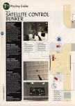Scan of the walkthrough of Goldeneye 007 published in the magazine 64 Magazine 06