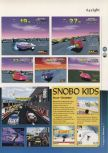 Scan of the preview of F-Zero X published in the magazine 64 Magazine 07, page 2