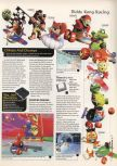 Scan of the review of Diddy Kong Racing published in the magazine 64 Magazine 07, page 2