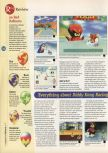 Scan of the review of Diddy Kong Racing published in the magazine 64 Magazine 07, page 5