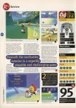 Scan of the review of Diddy Kong Racing published in the magazine 64 Magazine 07, page 7