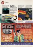 Scan of the review of Extreme-G published in the magazine 64 Magazine 07