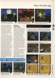 Scan of the review of Mace: The Dark Age published in the magazine 64 Magazine 07, page 2