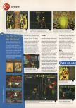 Scan of the review of Mace: The Dark Age published in the magazine 64 Magazine 07, page 3