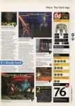 Scan of the review of Mace: The Dark Age published in the magazine 64 Magazine 07, page 4