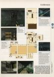 Scan of the walkthrough of Goldeneye 007 published in the magazine 64 Magazine 07