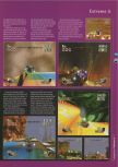 Scan of the walkthrough of Extreme-G published in the magazine 64 Magazine 08, page 4