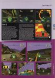 Scan of the walkthrough of Extreme-G published in the magazine 64 Magazine 08, page 6