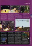 Scan of the walkthrough of Extreme-G published in the magazine 64 Magazine 08, page 8