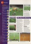 Scan of the review of FIFA 98: Road to the World Cup published in the magazine 64 Magazine 09, page 3