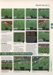 Scan of the review of International Superstar Soccer 64 published in the magazine 64 Magazine 09, page 2