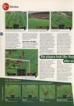 Scan of the review of International Superstar Soccer 64 published in the magazine 64 Magazine 09, page 3