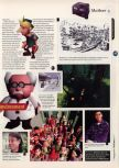 Scan of the preview of Earthbound 64 published in the magazine 64 Magazine 02