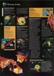 Scan of the walkthrough of Blast Corps published in the magazine 64 Magazine 03, page 3