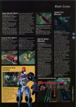 Scan of the walkthrough of Blast Corps published in the magazine 64 Magazine 03, page 4