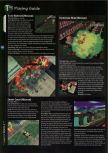 Scan of the walkthrough of Blast Corps published in the magazine 64 Magazine 03, page 5