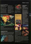 Scan of the walkthrough of Blast Corps published in the magazine 64 Magazine 03, page 6