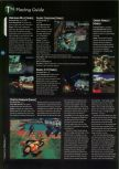 Scan of the walkthrough of Blast Corps published in the magazine 64 Magazine 03, page 7