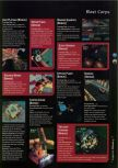 Scan of the walkthrough of Blast Corps published in the magazine 64 Magazine 03, page 8