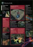 Scan of the walkthrough of Blast Corps published in the magazine 64 Magazine 03, page 9