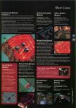 Scan of the walkthrough of Blast Corps published in the magazine 64 Magazine 03, page 10