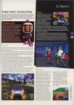 Scan of the article E3s are good published in the magazine 64 Magazine 04, page 4