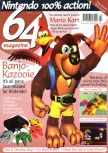 Cover scan of magazine 64 Magazine  04