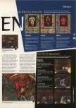 Scan of the review of Hexen published in the magazine 64 Magazine 04, page 2