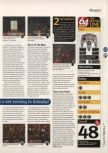 Scan of the review of Hexen published in the magazine 64 Magazine 04, page 4