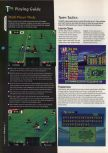 Scan of the walkthrough of International Superstar Soccer 64 published in the magazine 64 Magazine 04, page 3