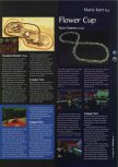 Scan of the walkthrough of Mario Kart 64 published in the magazine 64 Magazine 04, page 4