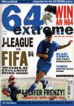 Cover scan of magazine 64 Extreme  2