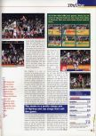 Scan of the review of NBA Hangtime published in the magazine 64 Extreme 2, page 2