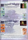 Scan of the walkthrough of Wave Race 64 published in the magazine 64 Extreme 2, page 2