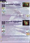 Scan of the walkthrough of Wave Race 64 published in the magazine 64 Extreme 2, page 3