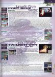 Scan of the walkthrough of Wave Race 64 published in the magazine 64 Extreme 2, page 4