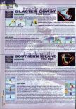 Scan of the walkthrough of Wave Race 64 published in the magazine 64 Extreme 2, page 5