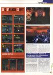 Scan of the review of Doom 64 published in the magazine 64 Extreme 3, page 2